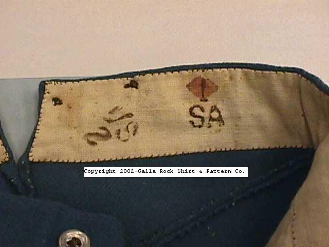 sutlergalla rock gettysburg federal mounted trousers
